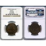 Монеты в слабах NGC
