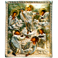 Икона Праздники 18, 19 века – продать иконы праздников событий священной истории
