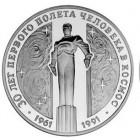 Серебряные юбилейные монеты СССР