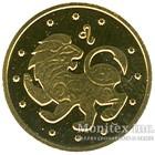 2 гривні 2008 рік Лев