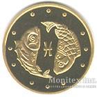2 гривні 2007 рік Риби