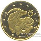 2 гривні 2006 рік Телець