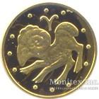 2 гривні 2006 рік Овен