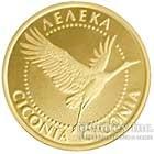 2 гривні 2004 рік Лелека
