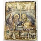 Избиение младенца и Рождество Хрестовое