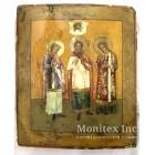 Гурий, Авив и Симон (хранитель домашнего очага)