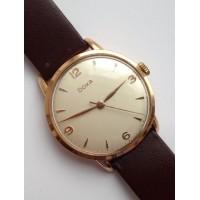 Золотые наручные часы СССР