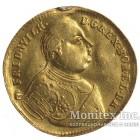 Золотая монета 1 Дукат 1724 год. Пруссия