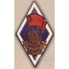 Ромб ВВИМУ (Владивостокское Высшее инженерное морское училище)