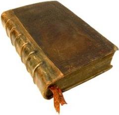 Старинные книги до 1930 годов